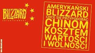 Blizzard woli Chińską Republikę Ludową niż graczy