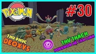 Pixelmon Reforged #31 : Gặp Gỡ SUICUNE và Thử Thách POKEMON