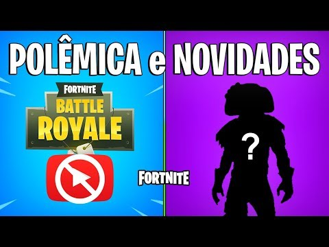 fortnite treta com youtube nova skin e local temporada 8 - fortnite local