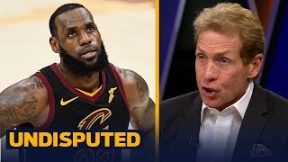 Skip Bayless and Shannon Sharpe discuss LeBron
