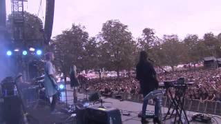 """Warpaint : """"Disco//Very"""" (Live 2014)"""