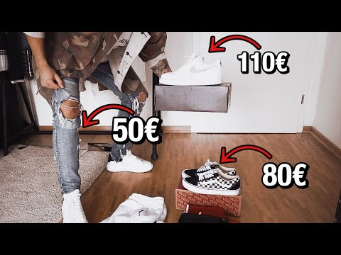 DIE PERFEKTE JEANS! - Fashion Packopening! 👕📦