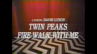 Twin Peaks: Fire Walk with Me (1992) Video