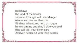 Battlelore - Trollshaws Lyrics