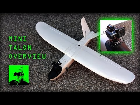 »-mini-talon-overview--gimbal-parts-setup--more