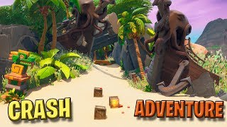 Thumbnail for CRASH ADVENTURE