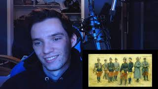 Historian Reacts - Oversimplified WW1 Part 1