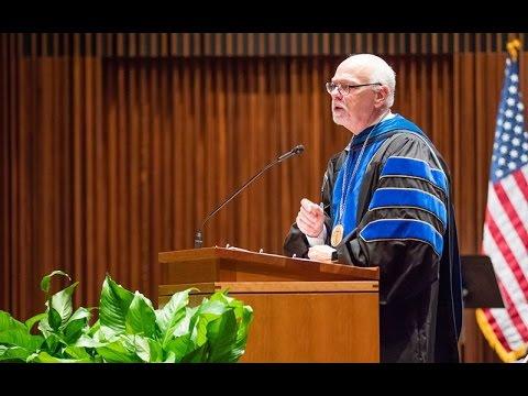The Investiture of Chancellor Joseph E. Steinmetz 2016