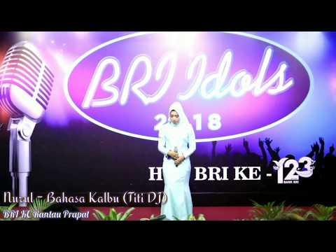 Nurul - Bahasa Kalbu (Cover Titi DJ) BRI Idol Kanwil Medan