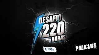 Desafio 220 horas | Policiais | Direito Administrativo com Evandro Guedes - AO VIVO - AlfaCon