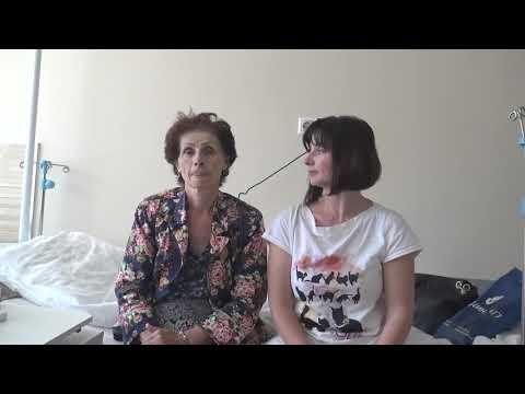 Анна Сергеевна о лечении рака желудка