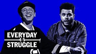 Everyday Struggle - Logic Best Rapper Alive?, Cardi to QC, New Weeknd Album?