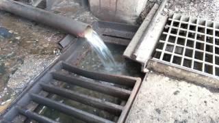 Yoğuşturduğumuz arıtma çamuru suyu