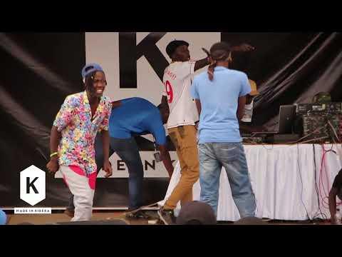 Tuff Boyz at #MadeInKiberaLiveConcert | April 2017 Laini Saba