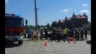preview picture of video 'Bezpieczny Przejazd - Zatrzymaj się i żyj Rzeszów 2014'