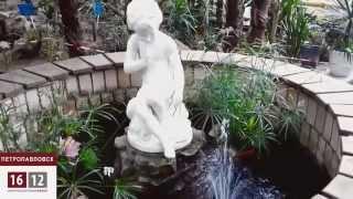 Как аким Петропавловска Ботанический сад отжал  / 1612