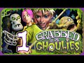 Grabbed By The Ghoulies Walkthrough Part 1 xbox One 100