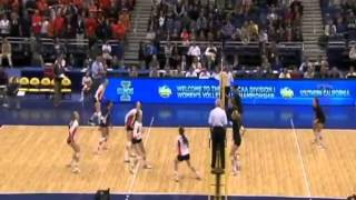 Match Point Is The Best Single Volleyball Point