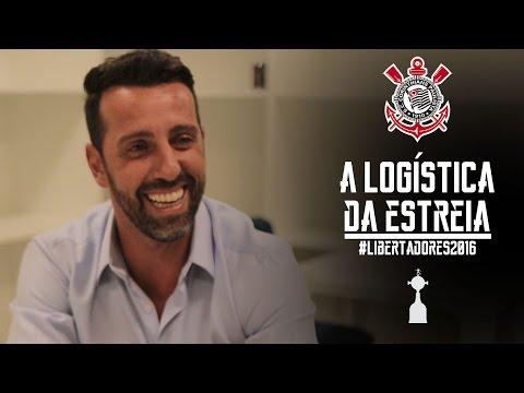 Copa Libertadores 2016 | A log�stica para o deserto do Atacama