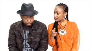 Miss Mandi chats with Talib Kweli #HennessyArtistry