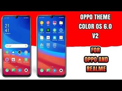 How to download color os 3 0 theme part 1 - смотреть онлайн на Hah Life