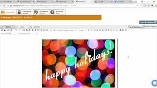 Email With Social