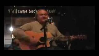 "Chet Nichols -  ""Lucky Man"" - LIVE at Charlies"