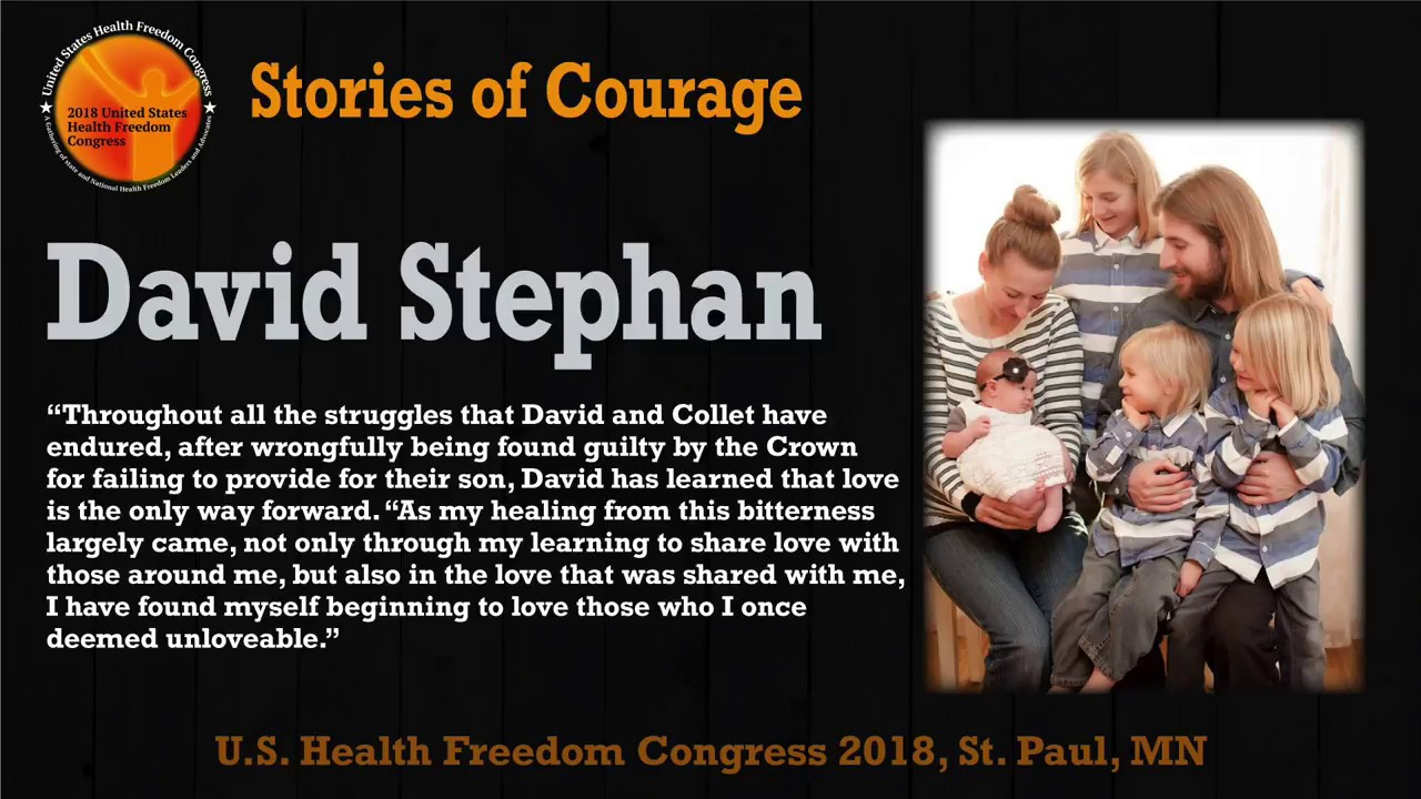 Story of Courage: David Stephan