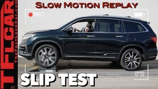 Does The Honda Pilot's New AWD System Work as Advertised?