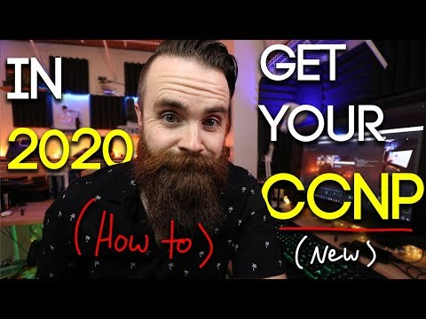 HOW TO get your CCNP in 2020 (no CCNA required) - YouTube