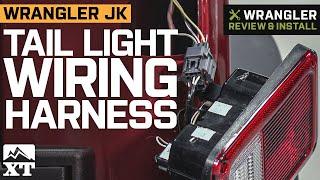 [DIAGRAM_5NL]  Jeep Wrangler Tail Light Wiring Harness (07-18 Jeep Wrangler JK) | Hot Jeep Tj Trailer Wiring Harness |  | ExtremeTerrain