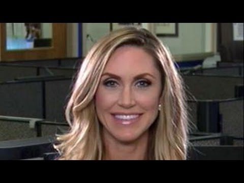 Lara Trump on media bias and women, millennial voters