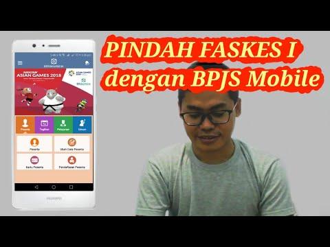 Ganti Faskes I BPJS Bisa Pake Android | Kagak Ribet