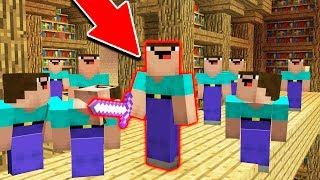 WHO IS THE MINECRAFT MURDERER..? (Minecraft Trolling)