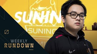 Weekly Rundown : The Clean Sweep - Summer Split 2020