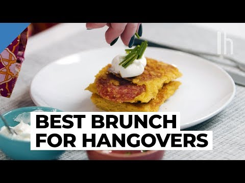 Make The Ultimate Hungover Brunch With Leftover Party Snacks