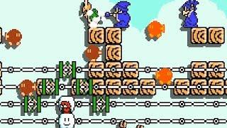 Super Mario Maker 2 020 - Desert Temple Ruins by Wildfir3