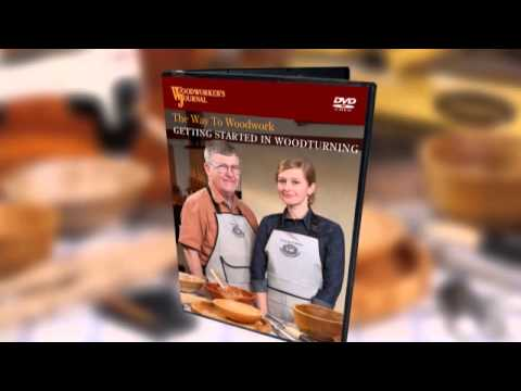 Getting Started in Woodturning - Preview