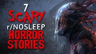 7 Reddit Horror Stories to drift into the void