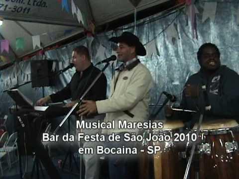 Musical Maresias no Bar da Festa de São João 2010 em Bocaina