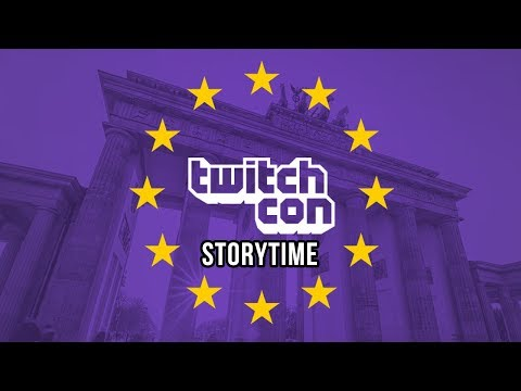 Story Time - TwitchCon 2019