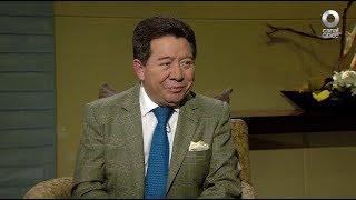 Conversando con Cristina Pacheco - Arturo Cervantes