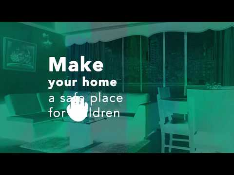 Make your home a safe place for children