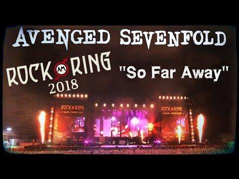 avenged sevenfold so far away live rock am ring 2018