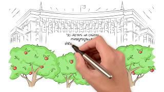 Анимационный рекламный роликдля Министерства аграрной политики. Кредитование.