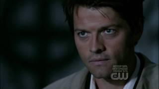 Supernatural 4x01 - 06 Castiel, The Angel HD