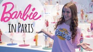 Смотреть онлайн Крупная выставка о кукле Барби в Париже