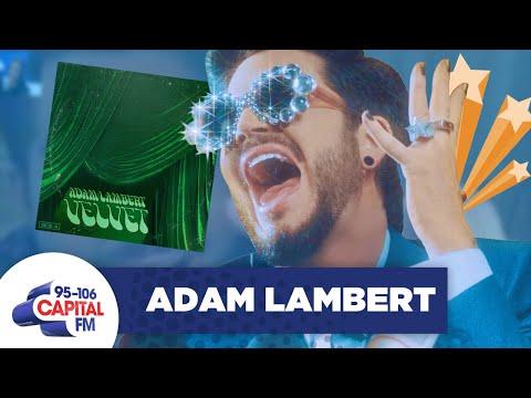 Adam Lambert Shares Deep Meaning Behind 'Superpower' | FULL INTERVIEW | Capital