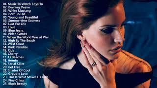The Best of Lana Del Rey Songs - Lana Del Rey Greatest Hits 2021 - Lana Del Rey Mix