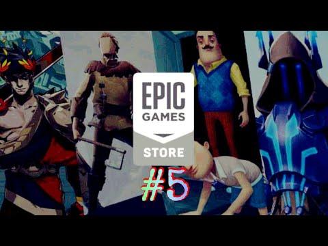 Gratis Spiele im EpicGame Launcher 24.10. - 31.10.2019 #5
